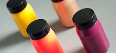 Fluorescent Acrylic Colors