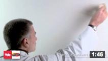 Stucco cangiante Silver-black - Brush