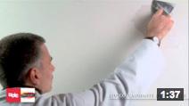 Stucco cangiante Silver-black - Trowel