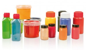 Colorants/toners for decorative products